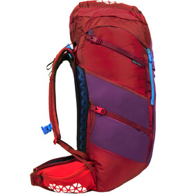Boreas W's Lost Coast 60 Backpack Mojave Red